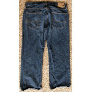 American Eagle BOOT CUT 100% Cotton Jeans 36x30